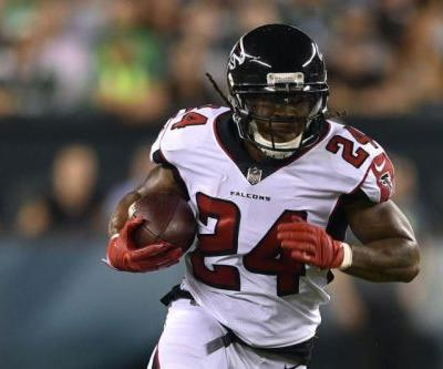 Falcons RB Freeman placed on injured reserve