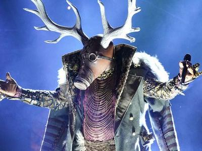 Why The Masked Singer's Latest Unmasked Contestant Was Happy To Be Eliminated