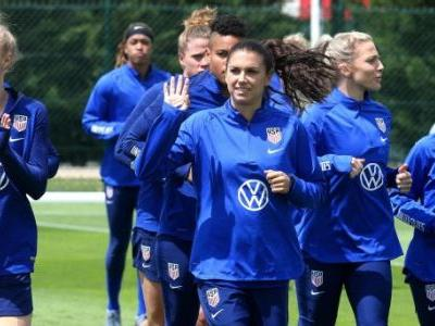 Pack mentality: How the USWNT geared up for a month in France