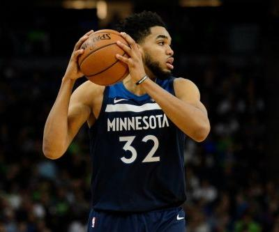 Report: Karl-Anthony Towns, Wolves 'Not In A Good Place Internally'