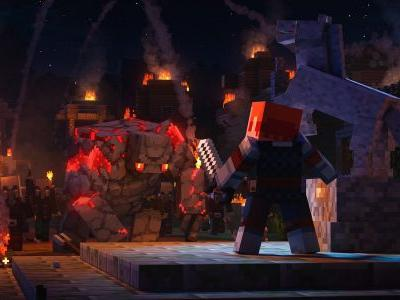 Minecraft Dungeons slips to May 26, 2020