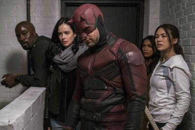 'Marvel's The Defenders' Shocking Final Scene: Everything You Need To Know