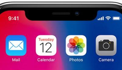 Apple's next iPhones might introduce a much smaller notch