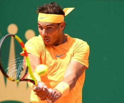 Nadal sees off Dimitrov to cruise into 12th Monte Carlo final