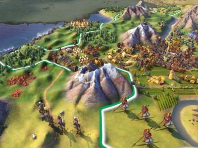 Civilization VI is hitting PS4 and Xbox One this week, and it's still pretty good