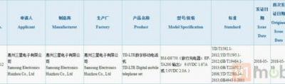 Samsung Galaxy S8 Lite Receives 3C Certification In China