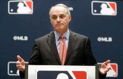 MLB commissioner 'to turn over every stone' in pursuit of staging season