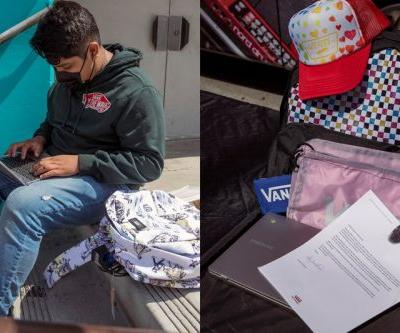 Vans Donates Computers to Every Student at Los Angeles' School of Global Studies