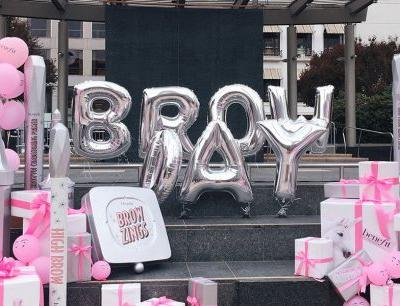 Benefit Cosmetics Makes Brow History Once Again