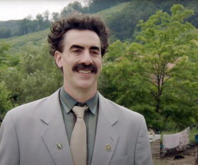 Borat is dead: Why Sacha Baron Cohen is done with the character forever