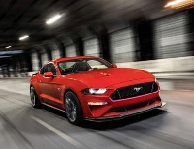 Level Up: 2018 Ford Mustang GT Offers Harder-Core Level 2 Performance Pack