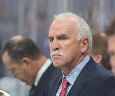 Florida Panthers quickly hire coach Joel Quenneville as coach
