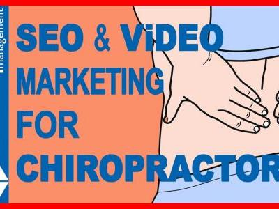 Video Advertising And Marketing & Search Engine Optimisation For Chiropractors & Chiropractic Practices