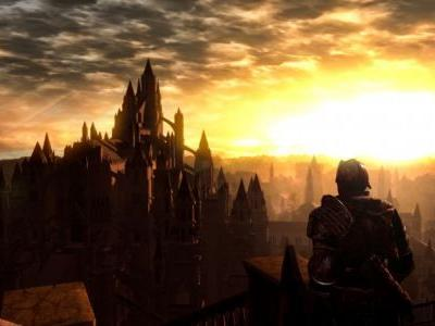 Become Grossly Incandescent In October With Dark Souls Remastered On Switch