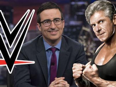John Oliver Slams WWE Over Not Caring About Its Wrestlers' Health