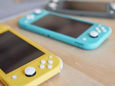 Nintendo Switch Lite Teardown Reveals Its Analog Sticks Are Same As Original Joy-Cons'