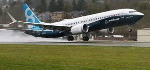 Trump offers Boeing some advice: Choose a new name for 737 Max