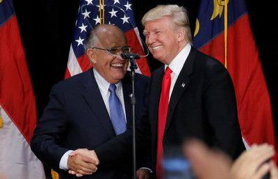 'They can't indict': Giuliani says Mueller knows he can't charge Trump