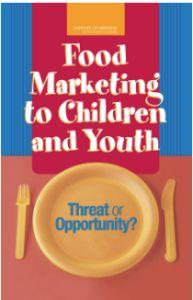 Guess what: advertising to kids sells food products
