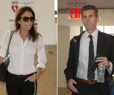 Bethenny Frankel's ex denies taunting their kid with dead dog drawing