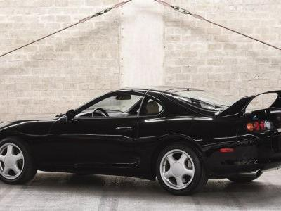 This 11,000-Mile Toyota Supra Sold For An Absurd $173,600