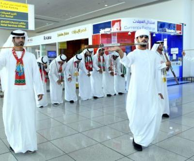 Abu Dhabi Airports celebrates Oman National Day