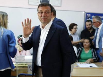 Opposition Candidate Wins Again In Rerun Of Istanbul's Mayoral Election