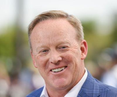 Sean Spicer pumped for 'Dancing With the Stars'