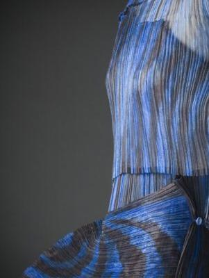 Up Close: Issey Miyake Dress, 1990