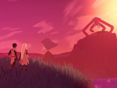 Furi Developers Announce Haven, A Stylish Adventure Game