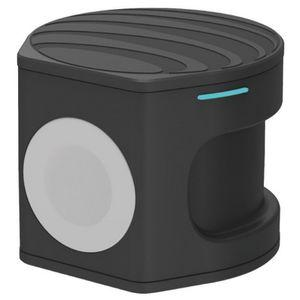 AT&T's Qi-compatible Power Drum is a portable wireless charger and power bank