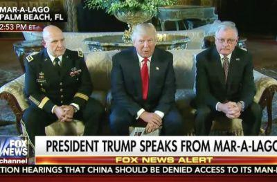 BREAKING: Trump Announces H.R. McMaster as New National Security Advisor