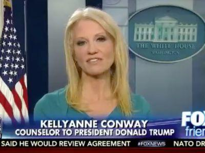 Kellyanne Conway encourages Americans to 'go buy Ivanka's stuff,' potentially violating ethics rules
