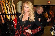 Miranda Lambert Recalls First Time She Was Asked About Gwen Stefani in an Interview: 'I Hung Up'