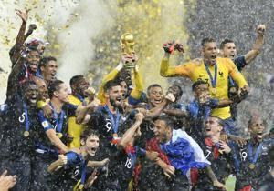 World Cup champion France tops FIFA rankings; Germany 15th