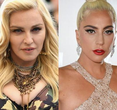 Fans think Madonna just threw major shade at Lady Gaga again - here's everything you need to know about their feud