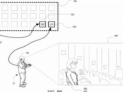 Sony files new VR patents centred around spectating live esports events and friends' games