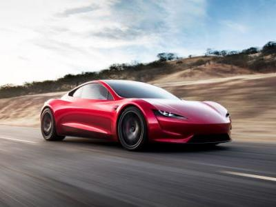 Surprise: There's A New Tesla Roadster With 620 Miles Of Range