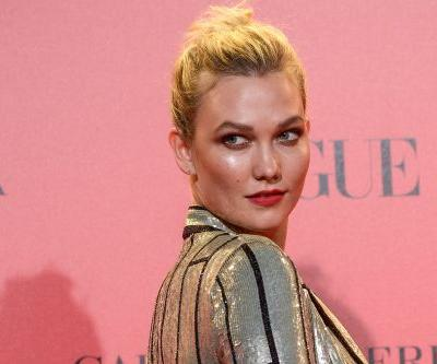 Karlie Kloss' New Lob Haircut Is The Result Of A 7-Inch Chop, & It Looks So Bomb