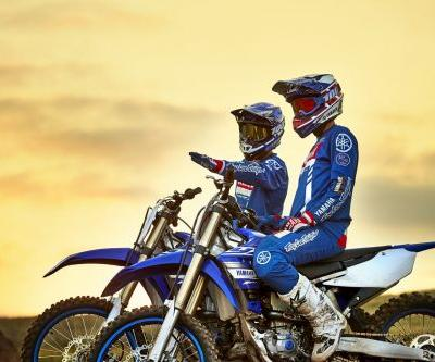 YAMAHA INTRODUCES REDESIGNED YZ250F AND UPDATED YZ450F FOR 2019