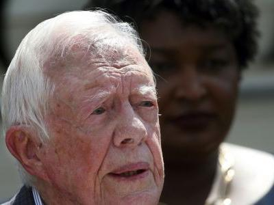 Jimmy and Rosalynn Carter both released from hospital