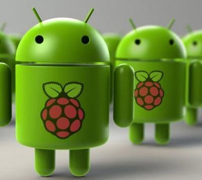New Android OS built for Raspberry Pi mini PC