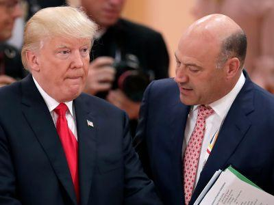 Trump's top economic adviser, Gary Cohn, is reportedly 'disgusted' and 'appalled' with Trump's Charlottesville response