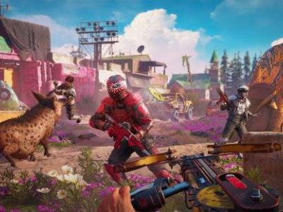 Far Cry New Dawn Day One Update Makes Sure You See Enemies