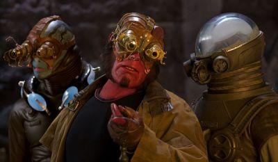 This Hellboy 3 Update From Guillermo Del Toro Is About As Bad As It Gets