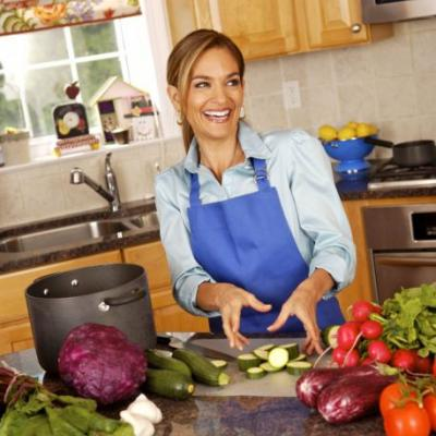 Joy Bauer's Tips for Getting Kids to Eat More Vegetables
