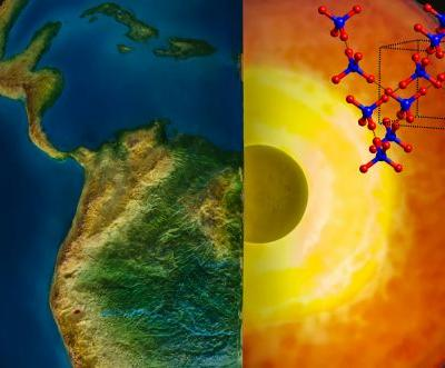 Diamonds From the Deep: Study Suggests Water May Exist in Earth's Lower Mantle