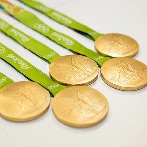 Believe it or not, all of the 2020 Olympic medals will be made from recycled gadgets