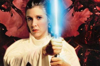 Leia Used the Force in George Lucas' Original Star Wars