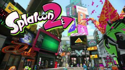 Splatoon 2 Global Testfire Demo Arrives This March On Nintendo Switch